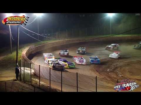 Sportsman @ Wartburg Speedway (9-8-18)