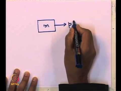 Mod-02 Lec-02 L2-Degrees of Freedom, SDOF System, Types of Vibrations