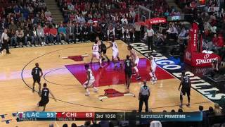 Los Angeles Clippers at Chicago Bulls- March 4, 2017