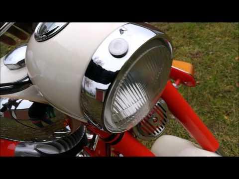 Jawa 250cc bobber sound by Paulo Carvalho