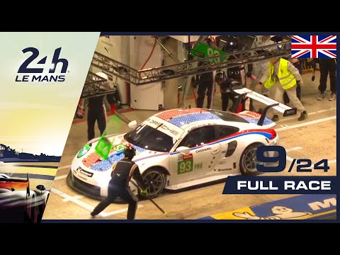 🇬🇧 REPLAY - Race hour 9 - 2019 24 Hours of Le Mans
