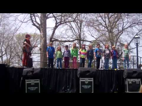 The Battle - Stephens College Childrens School Earth Day 2013 Concert