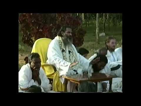 Sri Amma Bhagavan - Satsang of Paramacharya, 1992 - World Oneness Community