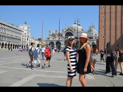 Travel diary - Venice by car