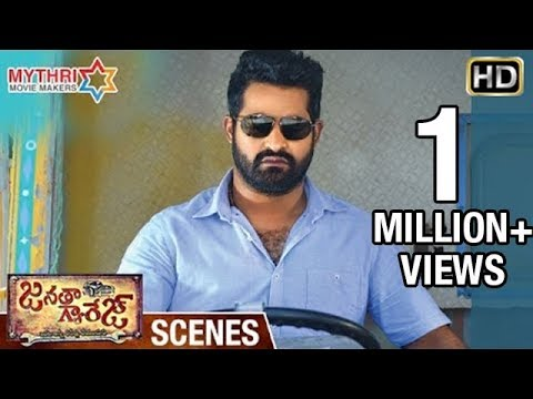 Jr NTR Powerful Fight | Warning to Unni...