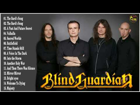 Blind Guardian Greatest Hits 2018   Best Blind Guardian Songs Album
