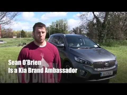 Sean O'Brien on Rugby ,Cars and Tractors