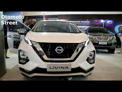 New Nissan Livina VL 2020,White Colour ,Exterior And Interior