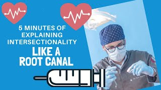 Explaining Intersectionality the way the Dentist Explains a Root Canal