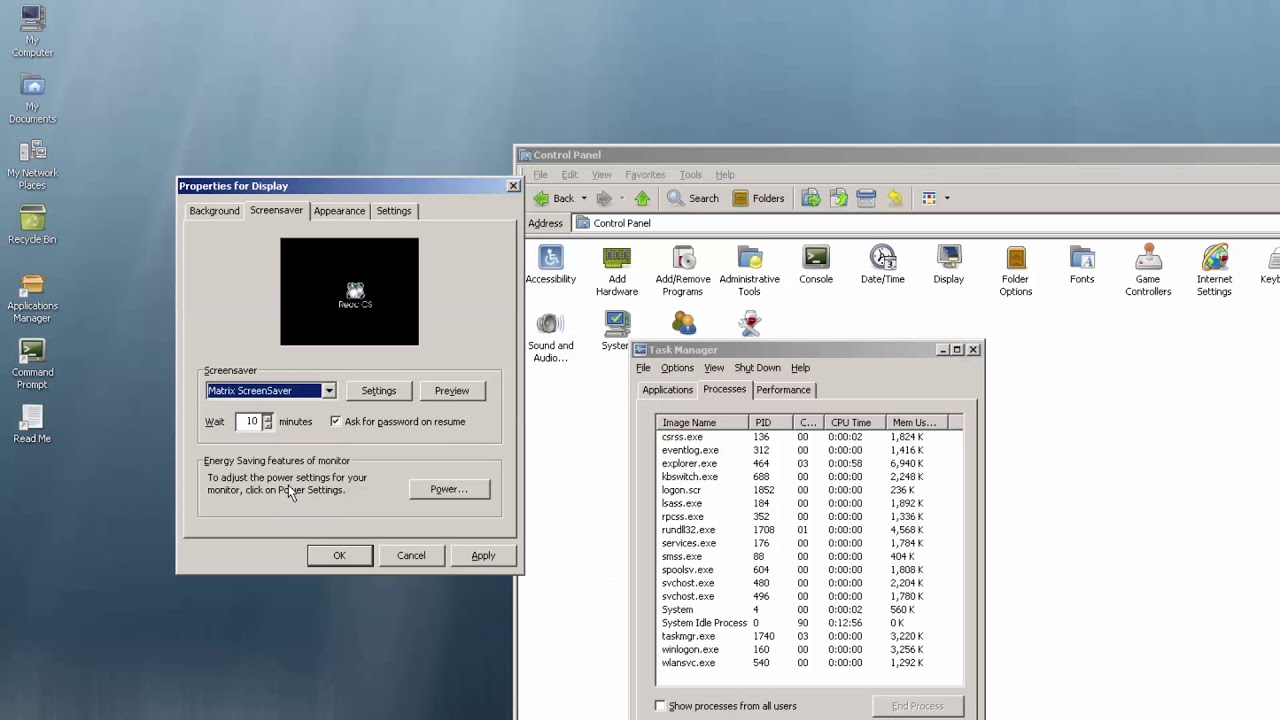 ReactOS - The open source OS with NT kernel