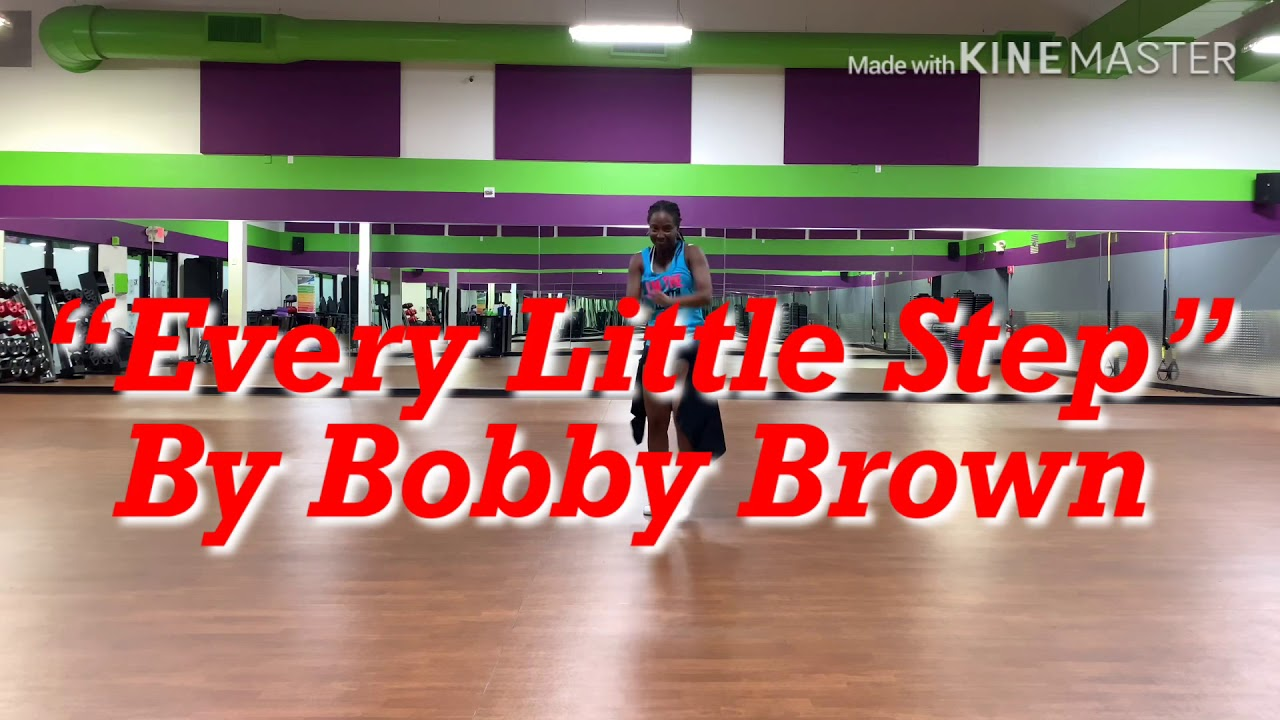 """Download Zumba Routine-""""Every Little Step"""" by Bobby Brown"""