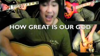 How Great is Our God - Cover by G-Man Thumbnail