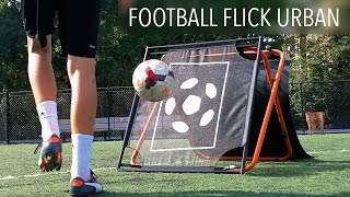 Football Flick Urban - Unboxing & Set-Up - The Ultimate Soccer Training Aid