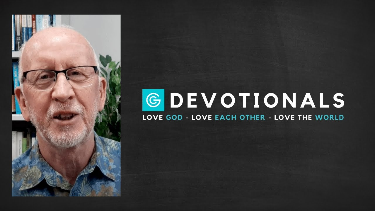 Devotional with Richard on Mark 6