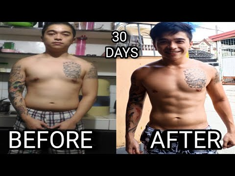 Body Transformation | Fat To Fit (2019)