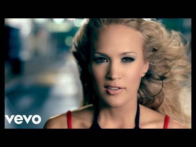 Carrie Underwood - Before He Cheats (Official Video)