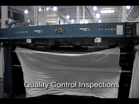 Millers Textile Services Plant Video - Wapakoneta Ohio