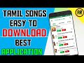 Tamil Songs Easy to DOWNLOAD Best App | Top List App | AR Studios