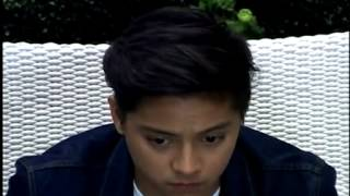 PBB All in (Daniel Padilla enter Kuya house )