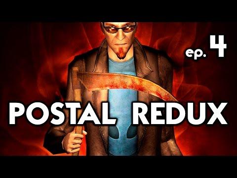 POSTAL REDUX Industrial + EarthQuake + Resort + Tokyo + Osaka- WALKTHROUGH ep.4