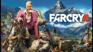 Far Cry 4 Gameplay on 1GB Graphics Card