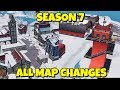 Download ALL NEW LOCATIONS + MAP CHANGES IN SEASON 7 FORTNITE