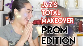 JAZ'S TOTAL MAKEOVER (PROM EDITION) | oeuvretrends