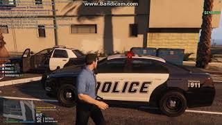 GTA5 APPI RP TRAFFIC STOP 10-66 [LAPD]