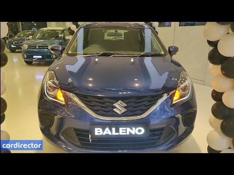 Maruti Suzuki Baleno Delta 2019   Baleno 2019 Delta Features Interior and Exterior  Real-life Review