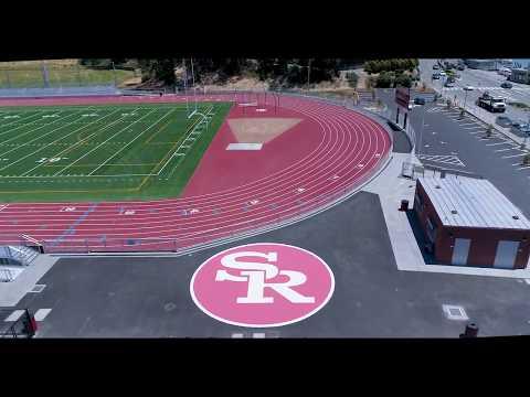 San Rafael High School Stadium Final Aerial Footage