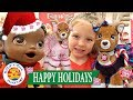 BABY ALIVE gets a HOLIDAY SURPRISE! GIVEAWAY! The Lilly and Mommy Show. The TOYTASTIC Sisters