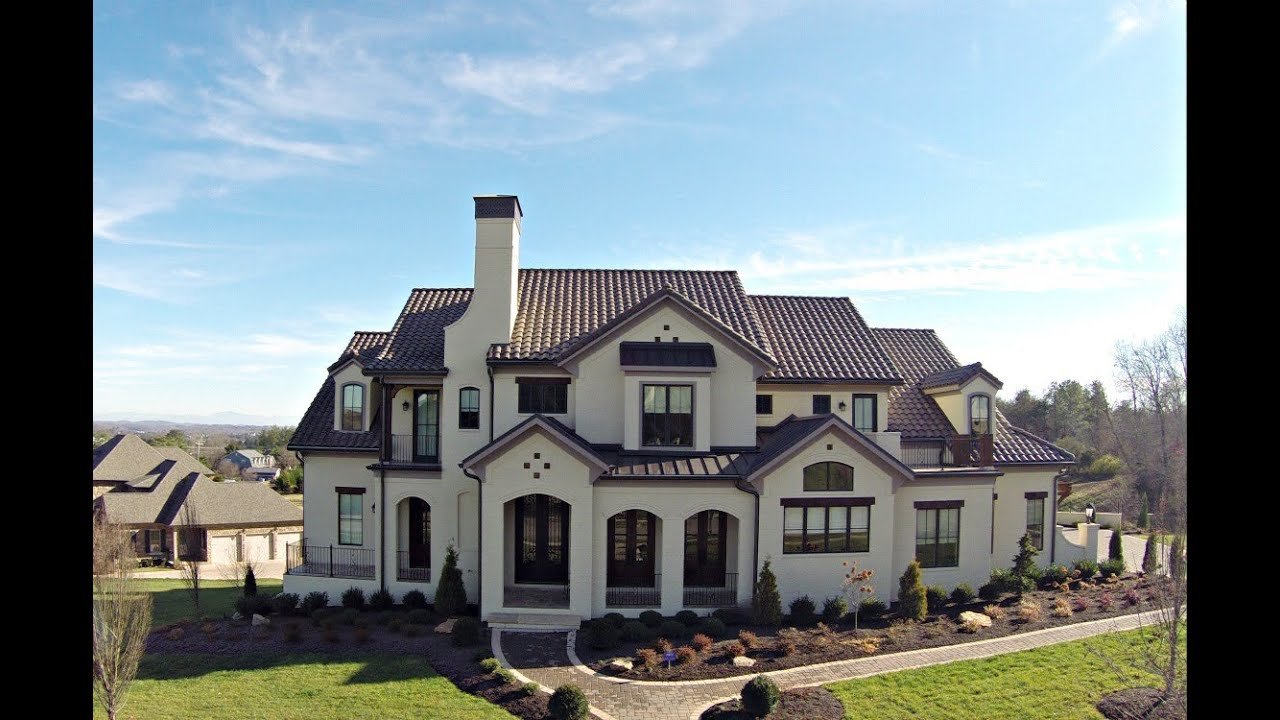 Knoxville luxury homes brookwood construction builder Home builders in knoxville tennessee