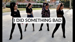 I DID SOMETHING BAD - TAYLOR SWIFT - Cover by HALOCENE | Justyce Kaelin Choreography