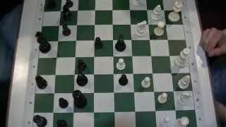 ajedrez callejero (El Griego-Tabaré-Saurón-Otero)