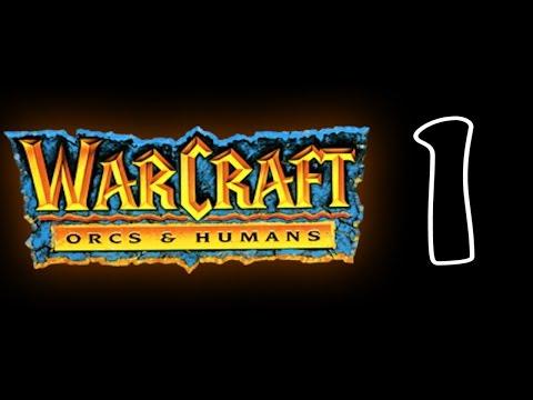 Warcraft Orcs & Humans Прохождение На Русском Часть 1 Первое Задание Чернорука Болото Печали