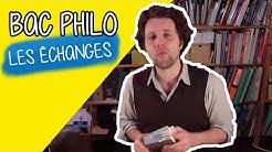 Bac Philo - Les échanges
