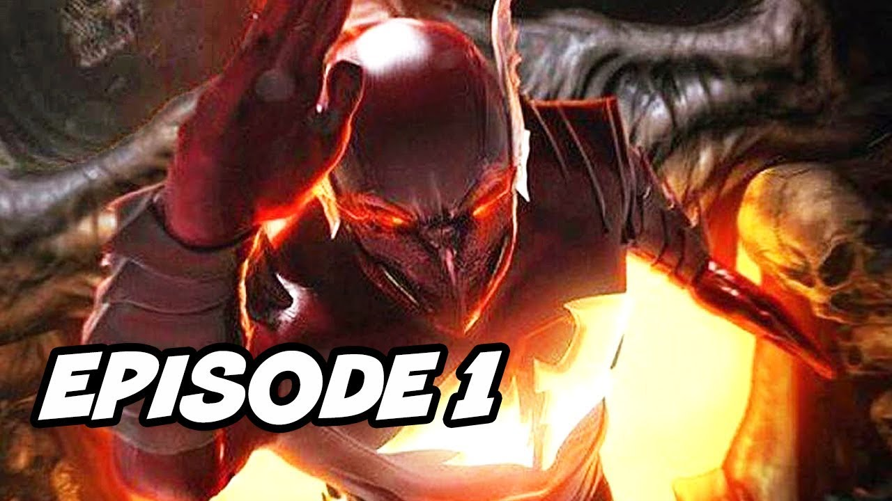 Download The Flash Season 6 Episode 1 Crisis On Infinite Earths - TOP 10 WTF and Easter Eggs