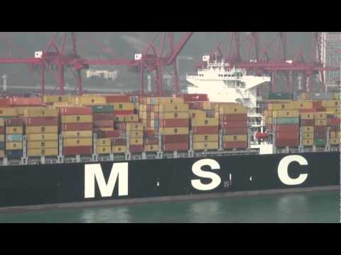 Port De Hong Kong Youtube