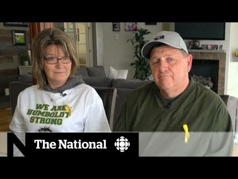 Billet families share grief in wake of Humboldt Broncos bus crash