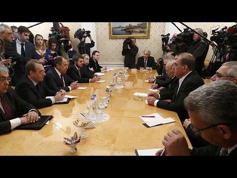 Russia says Syria peace talks in Geneva delayed