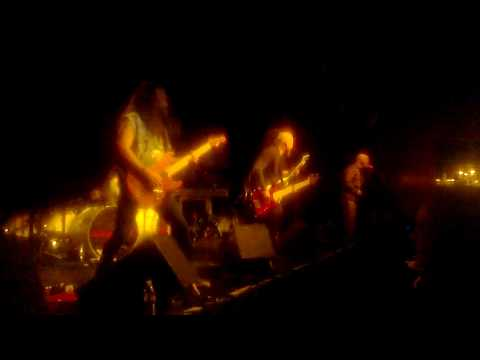 Armored Saint 4 Chemical Euphoria at Ace of Spades in Sacramento, CA on 11/16/16