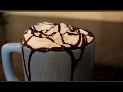 DIY Nutella Hot Chocolate EASY