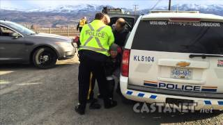 Resisting Arrest in West Kelowna