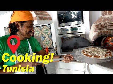 Team Event   Cooking   Tunisia