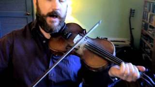 Old Time Fiddle Lesson-Paddy on the Turnpike (slow w/bowing)