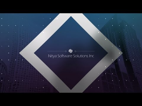 Nitya Software Solutions Inc - A Creative IT Solutions With A Passion For Innovation