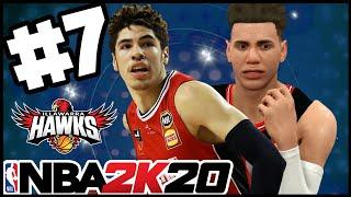 NBA 2K20 MyCAREER LaMelo Ball #7- Melo Leaves The NBL :(