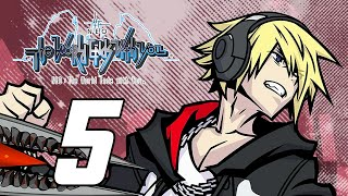 NEO: The World Ends with You - Gameplay Walkthrough Part 5 - Beat Returns (PS5)