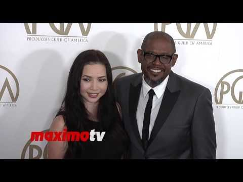 Forest Whitaker 2014 PGA Awards Red Carpet Arrivals