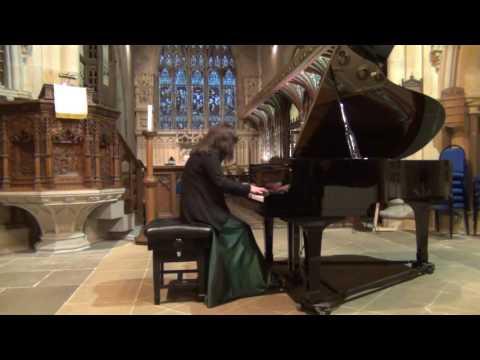 Alicja Fiderkiewicz - Chopin: Nocturnes Op. 48 II: Andantino